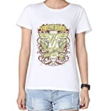 Young Women Logo Print Short Sleeve T Shirts
