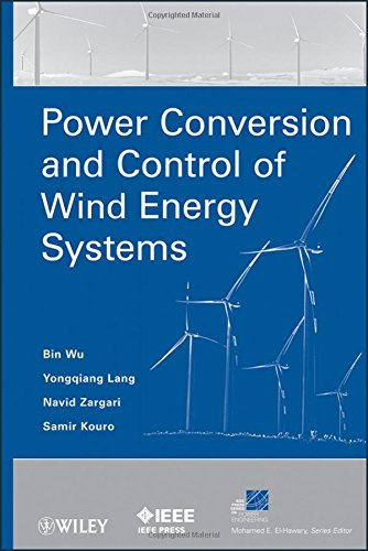 Power Conversion and Control of Wind Energy - Wind Engineering Power