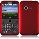 For Samsung S390G Hard Cover Case Red Accessory