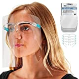TCP Global Salon World Safety Face Shields with
