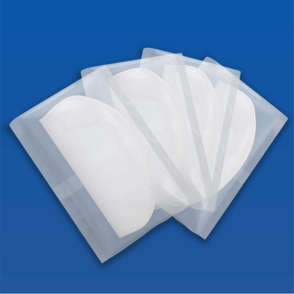 Baumwolle Youhekang austauschbare Filter Gesundheitsschutz Gesichtsschutz staubdicht 3 Schichten 50 St/ück//Box