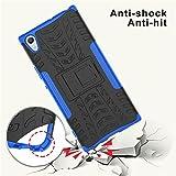Sony Xperia XA1 Ultra case,Yiakeng Shock Absorbing