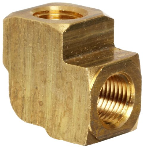 Lead free brass pipe fitting degree elbow quot npt female
