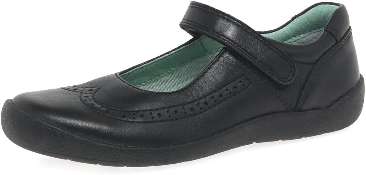 Startrite Lizzy Girls School Shoes 13.5