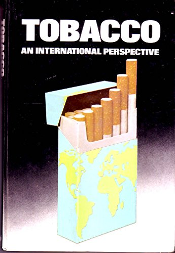 Tobacco: An International Perspective (A Euromonitor factfinder) David Tucker