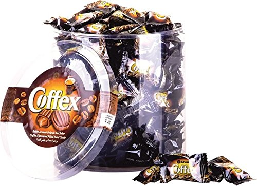 Real Coffee Candy with Filling by Coffex