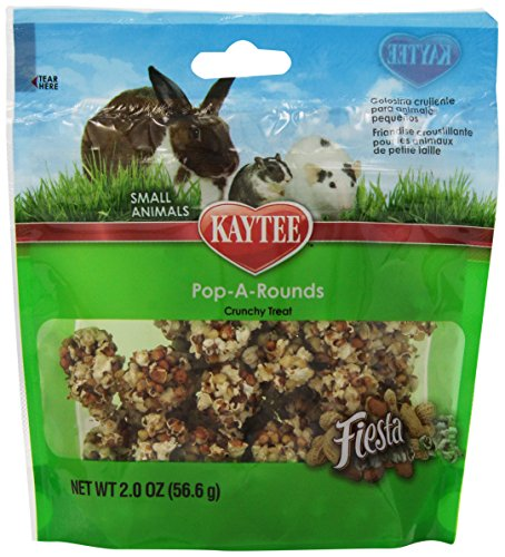KT Fiesta Pop-A-Rounds Small Animal Treat, 2-ounce