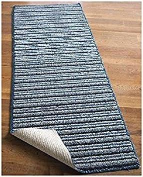 Amazon Com Denelchon New 20 X 120 Blue Colored Striped Extra