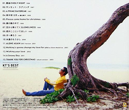 Kt's Best-Fuyu No Hi No Melody