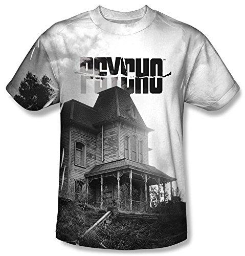 psycho-bates-house-t-shirt-size-xxl