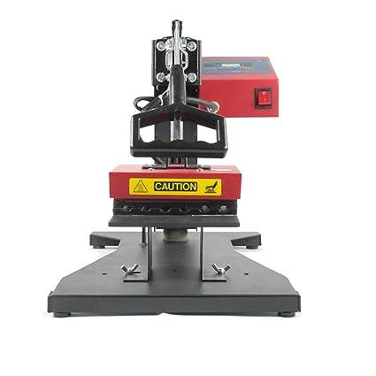 Máquina de prensa de pluma de sublimación 6 en 1 Máquina de prensa ...
