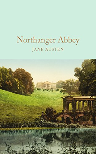 book cover of Northanger Abbey