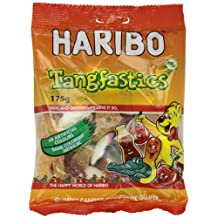 Haribo Tangfastics, 175 gm, Pack Of 12, 2100 gm