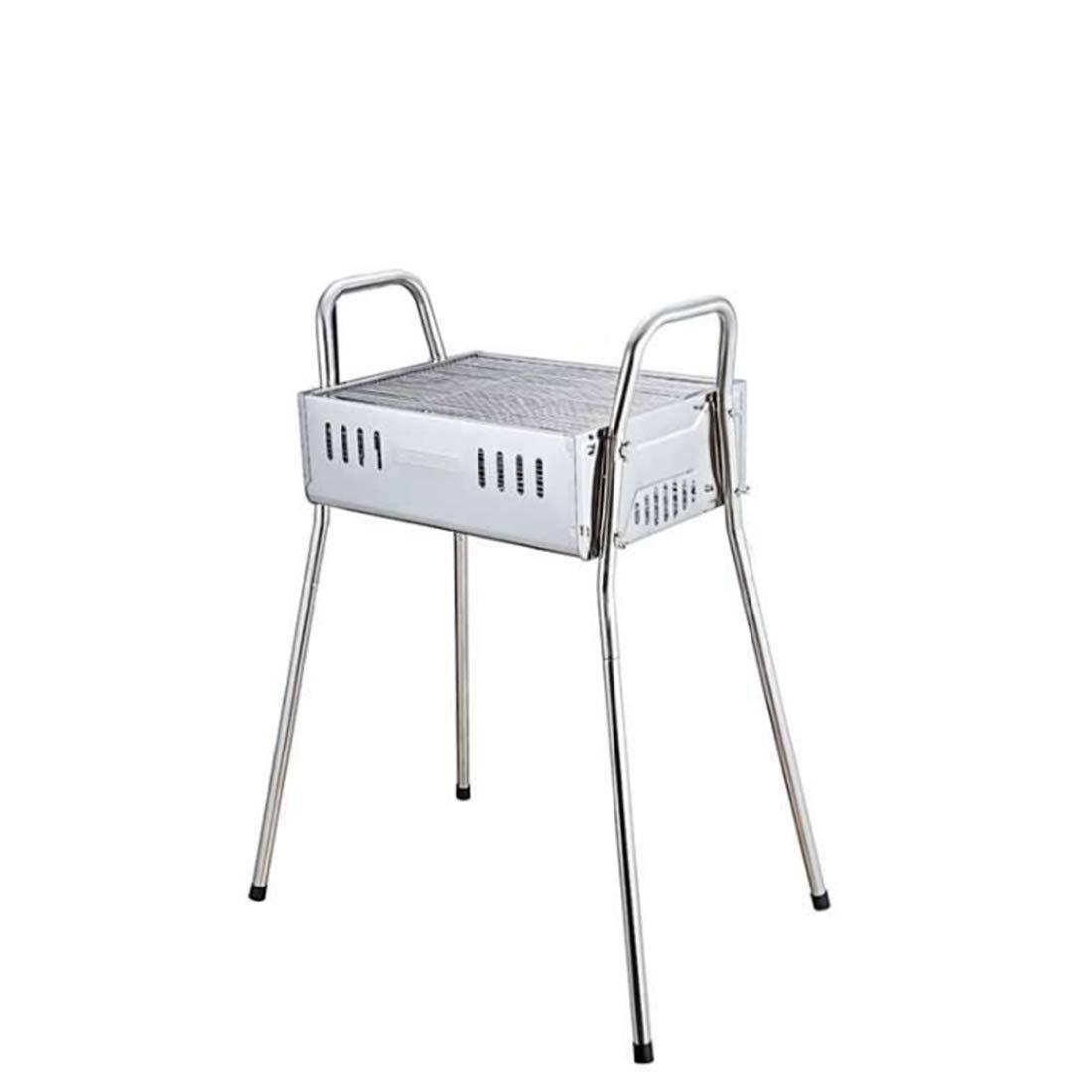 FELICIGG Abnehmbarer Design-Grill, tragbarer Grill für einfaches Tragen (Größe : 64.3  43  79.5CM)