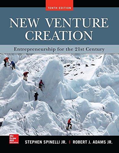 77862481 - New Venture Creation: Entrepreneurship for the 21st Century (Irwin Management)