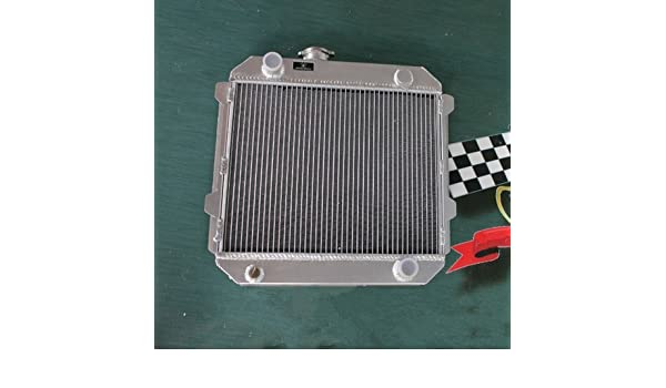 Amazon.com: GOWE RADIATOR For 56MM ALLOY RADIATOR For FORD CAPRI/ESCORT KENT 1.3/1.6/ESSEX V4 2.0 MT: Automotive