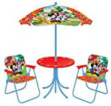 Disney Mickey and Friends Patio Set