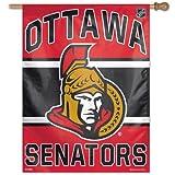 Wincraft Ottawa Senators 27×37 Vertical Flag – Ottawa Senators One Size
