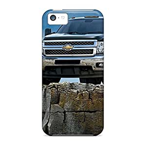 dirt-proof phone carrying case cover Hd Shock Absorbing iPhone 5 5s - 2011 cheverolet silverado