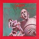QUEEN News Of The World LP Vinyl VG+ Cover VG+ GF Sleeve 1976 Elektra 6E 112