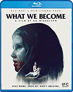 Cover Image for 'What We Become (Bluray / DVD Combo)'