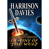 The Aduramis Chronicles: Destiny of the Wulfby Harrison Davies
