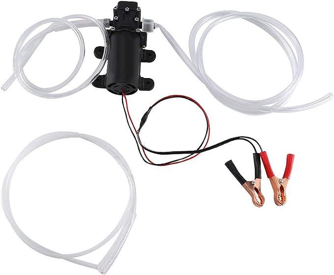 Dieselpumpe Transfer Pumpe Ölabsaugpumpe Electric Absaugpumpe Ölwechsel 175W 12V