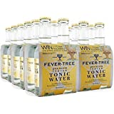 Fever Tree Indian Tonic Water, 200ml, 24 Bottles