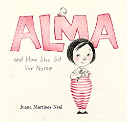 Image result for alma and how she got her name
