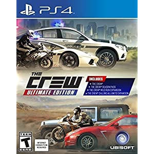The Crew Ultimate Edition - PlayStation 4 Ultimate Edition