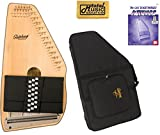 Oscar Schmidt 21 Chord Autoharp, Solid Spruce Top, Mahogany Back, OS10021
