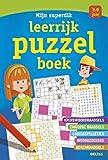Mijn superdik leerrijk puzzelboek (7-9 j.): Kruiswoordraadsels - Zweedse raadsels - logicaspelletjes - woordzoekers - rekenraadsels