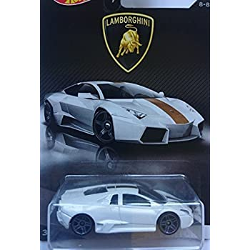 Amazon Com Hot Wheels 2017 Lamborghini Series Replacement For