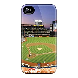 Bumper Hard Phone Case For Iphone 6plus (SPE706LWxc) Allow Personal Design Fashion New York Mets Series