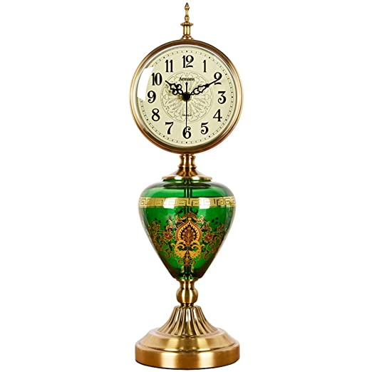 Relojes de mesa Reloj de Escritorio Estilo Americano Salón ...