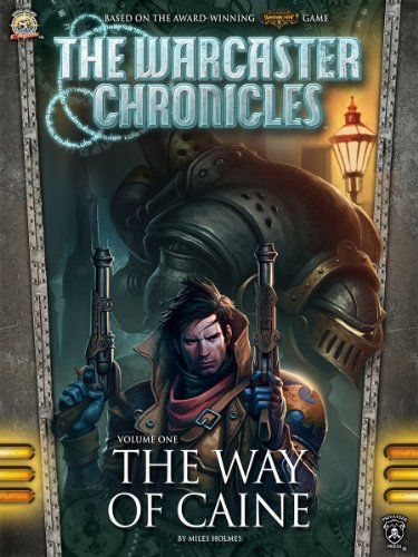 The Way of Caine (The Warcaster Chronicles Book 1) (English Edition)