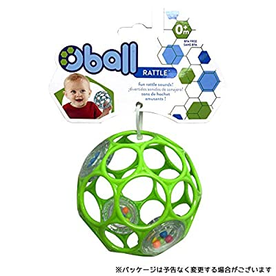 Oball Rattle Assortment : Baby