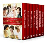 Mail Order Bride: Christmas in the Country: Cocoa and Mistletoe for Cowboys: 7 Book Box Set Collection