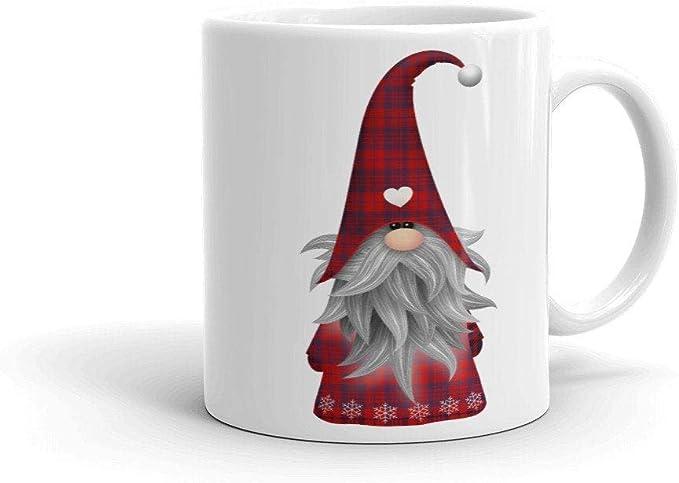 Gnome For The Holidays Coffee Mug /> Gnome Coffee Cup /> Christmas Coffee Mug
