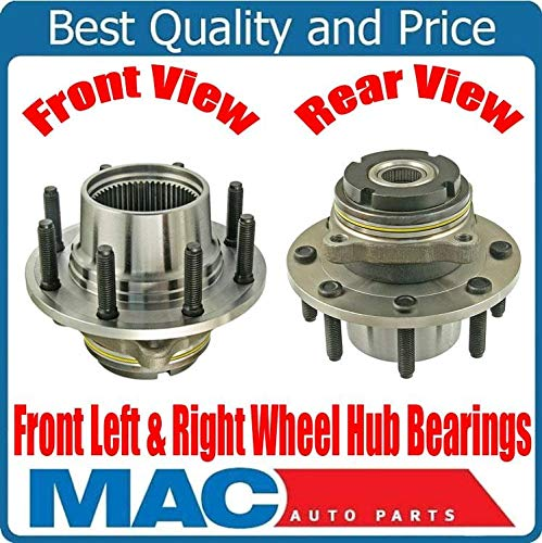 Mac Auto Parts 147195 Brand New Front Left /& Right C//V Axle Shafts For 04-08 Fits For Ford F150 4x4 4 Wheel Drive