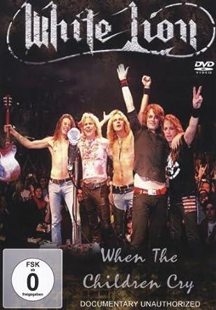 Amazon com: White Lion - When The Children Cry: White Lion: Movies & TV