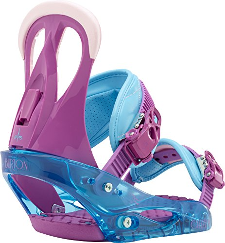 Burton Citizen Snowboard Bindings Women's Nurple M by Burton