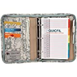 NuFazes Digital Camo Mid-Sized Binder with File System Planner (Organizer)