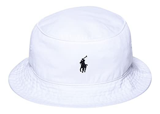 Polo by Ralph Lauren Baseball Cap - All Colours (White Bucket Hat S ... 29f3176b87ac