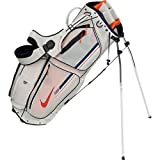 Nike Xtreme Sport IV Carry Golf Bag, Sail/Team Orange/Blackened Blue