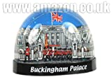 Snowstorm (Glitter) detailing London Buckingham Palace, London Collectable Souvenir by Snowstorms