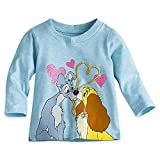 Disney Lady and the Tramp Long Sleeve Tee for