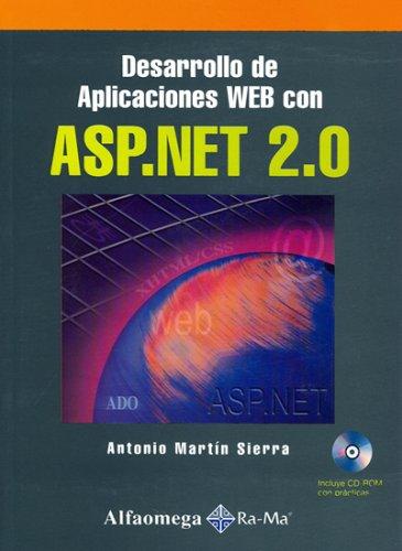 Dsesarrollo de Aplicaciones Web con ASP.NET 2.0 (Spanish Edition) by Alfaomega - Ra-ma