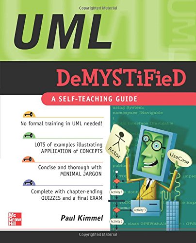 UML Demystified by McGraw-Hill Education
