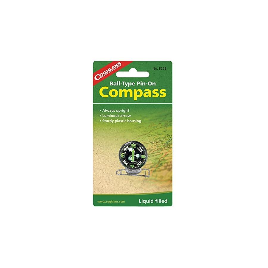 Coghlan'S Pin On Compass